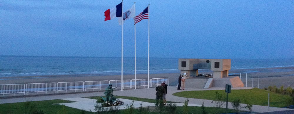 Normandy Monument