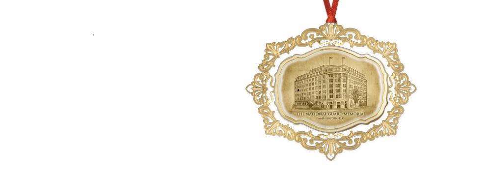2nd Annual Commemorative Ornament