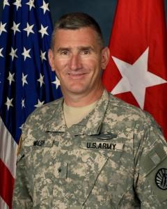 Brigadier General John E Walsh