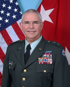 Major General Abner Blalock