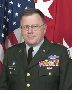 Major General Larry Shellito