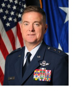 Major General Michael Dubie