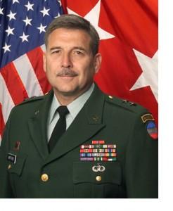 Major General William Wofford