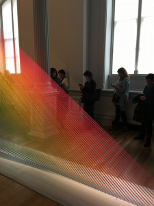 TAG Spouses at Renwick Art Gallery, 2016